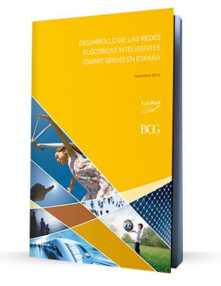 Desarrollo de las redes eléctricas, Smart Grids, en España